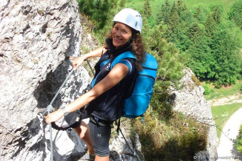 Climbing and adventure | Foto: TVB Kaiserwinkl